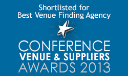 Meetingsbooker.com - Shortlisted for Best Venue Finding Agency