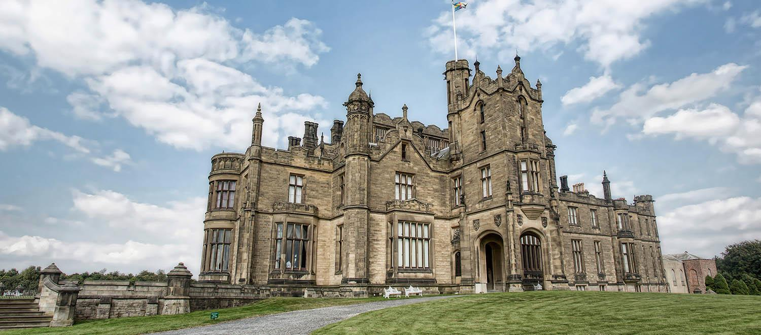 5 Castle Venues That Can Be Exclusively Yours This Summer