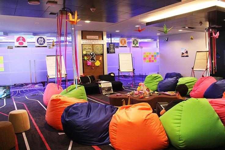 Aloft Bangkok Meeting Room