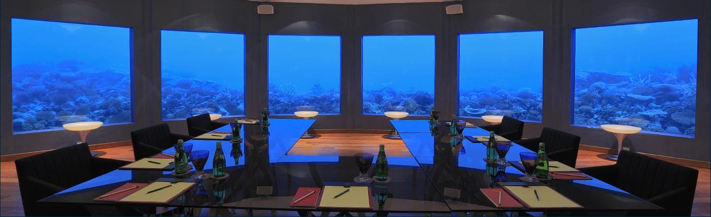 Rooms: Shark Week: Top 7 Underwater Hotels Around The World