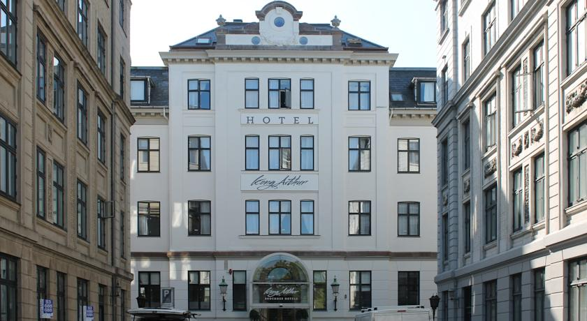 Our Venue of the Day - Kong Arthur Hotel, Copenhagen - Meetingsbooker Blog