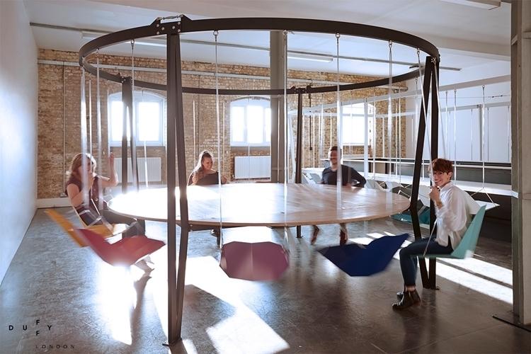 Playful Meeting Room