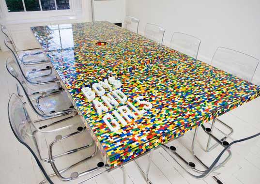 Lego Meeting Room