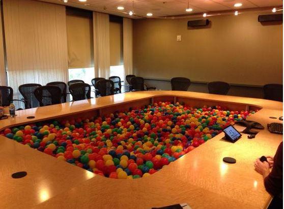 Ball Pen Meeting Room, Orlando