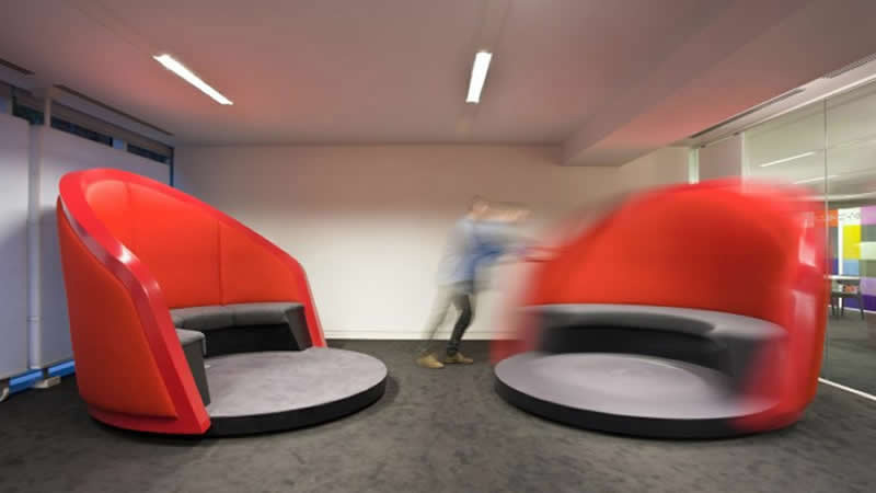 Spinning Waltzers Meeting Room