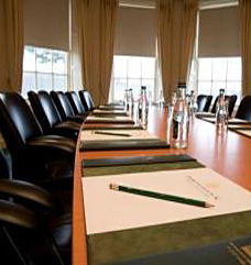 Meeting venue in Prague with conference rooms available to hire.