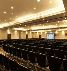 Meeting venue in Belgium with conference rooms available to hire.