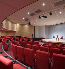 Meeting venue in Denmark with conference rooms available to hire.
