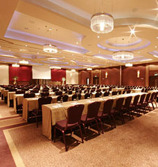 Meeting venue in Oman with conference rooms available to hire.