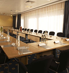 Meeting venue in Korea with conference rooms available to hire.