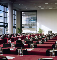Meeting venue in Algeria with conference rooms available to hire.