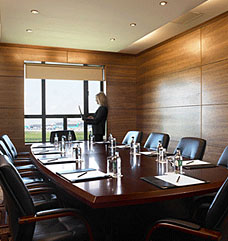 Meeting venue in Hungary with conference rooms available to hire.