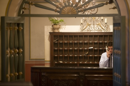 Hotel El Convento meeting rooms
