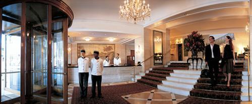 Copacabana Palace Hotel meeting rooms