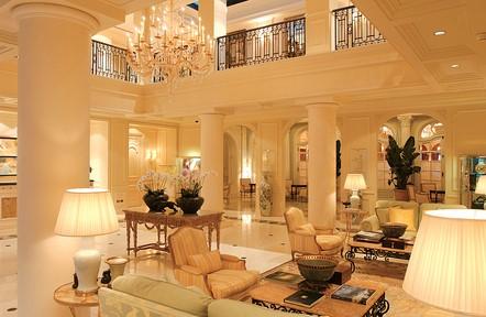 Hotel Hermitage Monte Carlo meeting rooms