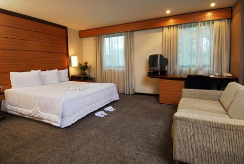 Bourbon Convention Ibirapuera meeting rooms