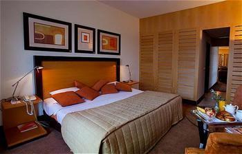 Umubano Kigali Hotel meeting rooms