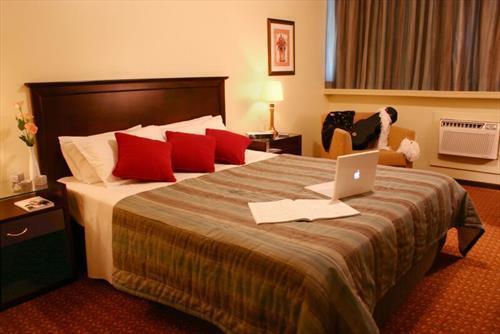 Hotel Deville Maringa meeting rooms
