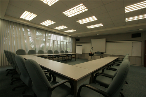 Phinma Training Center meeting rooms
