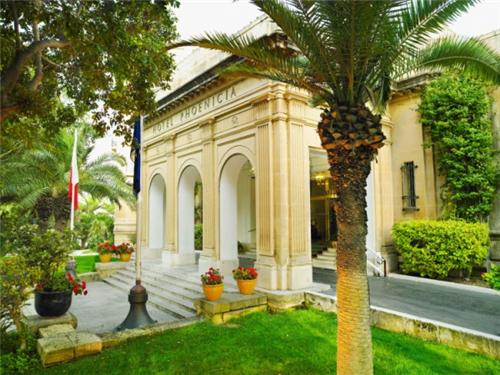 Hotel Phoenicia Malta meeting rooms