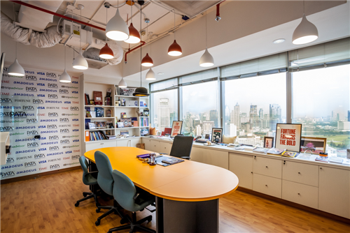Pacific Asia Travel Association (PATA) meeting rooms