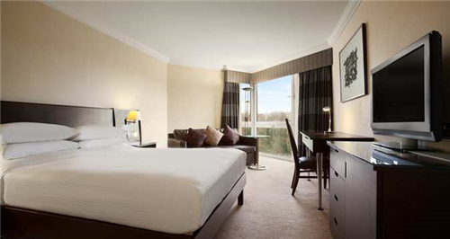 Hilton Birmingham Metropole meeting rooms