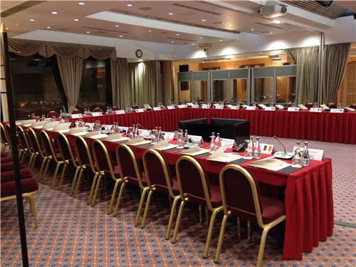 Radisson Blu Astorija Hotel meeting rooms