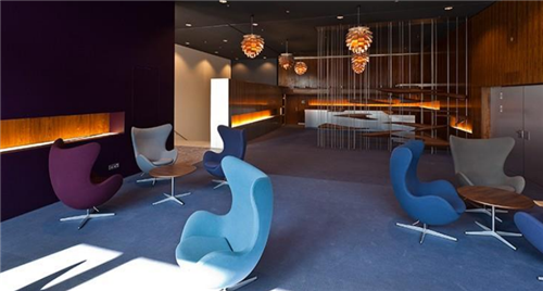 Luxembourg Congrès meeting rooms