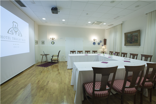 Hotel Triglav Bled meeting rooms