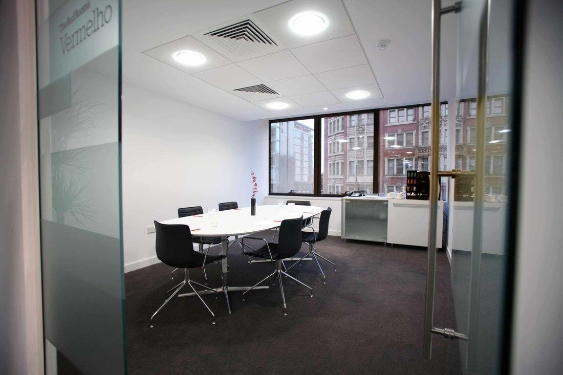 111 Piccadilly Manchester (Bruntwood) meeting rooms