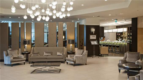 DoubleTree by Hilton Hotel Luxembourg meeting rooms
