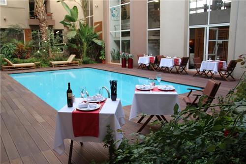 Casablanca Appart'hotel meeting rooms