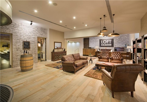 LOFT Hotel meeting rooms