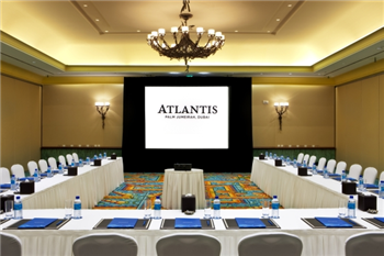 Meeting Rooms at Atlantis The Palm, Crescent Road,The Palm ...