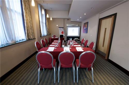 Meeting Rooms at Arora Hotel Manchester, Arora Hotel Manchester, Princess Street, Manchester, United Kingdom