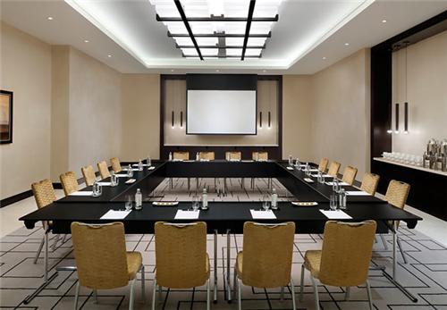 JW Marriott Marquis Hotel Dubai meeting rooms