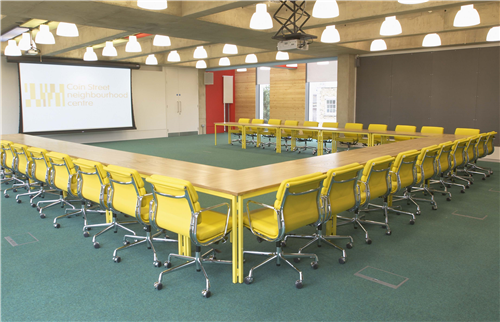Coin Street Conference Centre meeting rooms