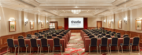 Meeting Rooms at Amba Hotel Marble Arch, Amba Hotel Marble Arch, Bryanston Street, London, United Kingdom