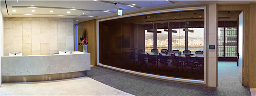International Finance Centre, Two IFC meeting rooms