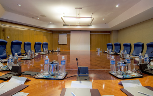 Transcorp Hilton Abuja meeting rooms