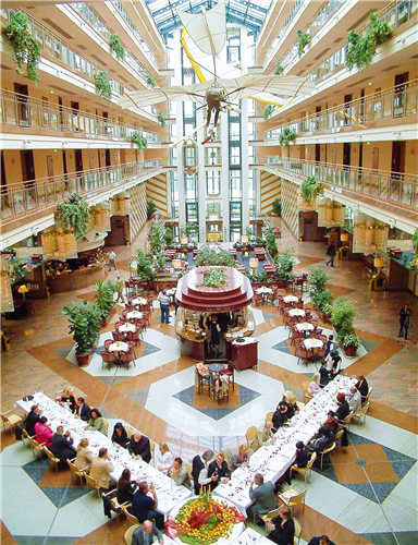 Maritim Airport Hotel Hannover meeting rooms