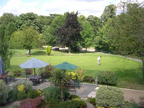 Bushey Hall Golf Club, Watford meeting rooms