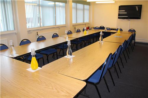 Team Talk meeting rooms