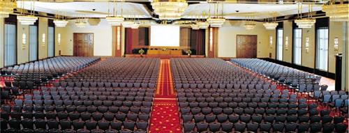 Creta Maris Convention & Golf Resort meeting rooms