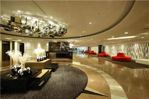 Panda Hotel meeting rooms