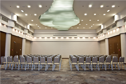 Hilton Sofia meeting rooms
