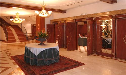 NH du Grand Sablon meeting rooms