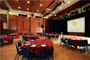 Lagan Valley Island Conference Centre meeting rooms
