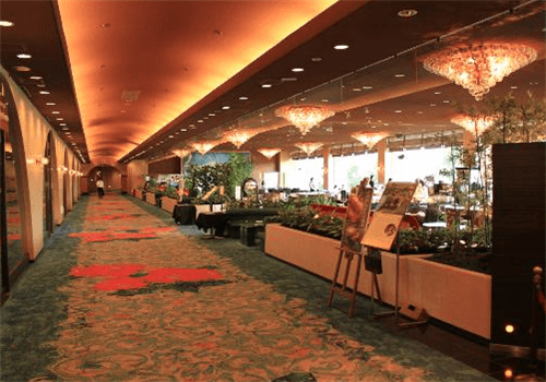 Hotel New Otani Tokyo meeting rooms