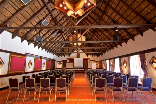 Mokuti Etosha Lodge meeting rooms